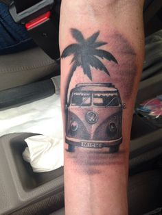 1000 images about tattoo on pinterest vw camper walk by faith and tattoos and body art. Black Bedroom Furniture Sets. Home Design Ideas