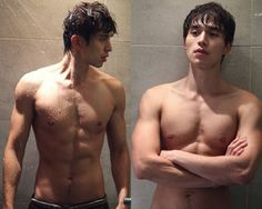 18 Sexy and shirtless Korean hunks to be thankful for this Thanksgiving