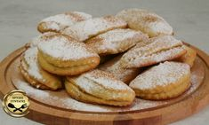 Desserts With Biscuits, Pastry Cake, Greek Recipes, Vegan Desserts, Apple Pie, French Toast, Appetizers, Sweets, Bread