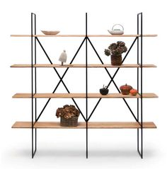 30 Freestanding Shelving Systems That Double As Room Dividers – Vurni