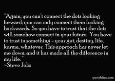 Thanks, Steve Jobs!