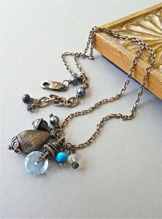 This has a real steampunk feel to it. Click the link to check out more pics. No, I don't know the lady that makes them and its not me. But i sure like her stuff. its unique.