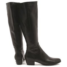 Tanya by Django & Juliette. This classic knee high boot will easily update any outfit for the season. Even as a trans seasonal option pair with a summery dress and bare legs or as the weather cools down pair with your favourite jeans or opaque tights.