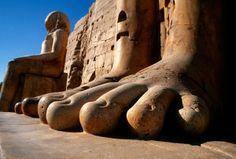 Templo de Karnak (Egipto): el más antiguo