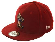 Frisco Roughriders Alt 59Fifty Fttted Cap by NEW ERA x MiLB