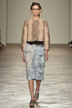 Milan Fashion Week, SS '14, Gabriele Colangelo
