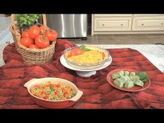 """In this Meals From The Field segment, Ray and Marcia are preparing three quick and simple recipes featuring fresh Georgia vegetables.  For these recipes, visit http://www.gfb.org/recipes/  Our """"Meals From The Field"""" segment is a monthly spotlight of one Georgia Grown commodity, with recipes for you to try at home!  Brought to you by the Georgia Farm Bureau and the Georgia Department of Agriculture's Georgia Grown program."""