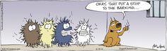 Dogs of C-Kennel Comic Strip on GoComics.com