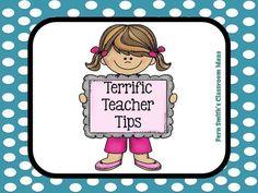 Fern Smith's Classroom Ideas Terrific Teacher Tips