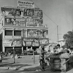 1955 :: Bollywood Movie Posters , Delhi