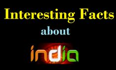 India is a famous country all around the world &  and there cultural is too unique. For more info about India logon to Yuvaspeak