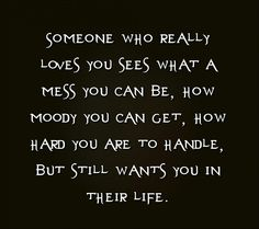 This is so true. These people truly love me and i am grateful for them. Thank you all.