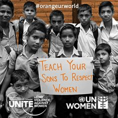 25 November is the International Day to End Violence against Women and marks the beginning of the 16 Days of Activism against Gender Violence.   Check out stories, messages, facts & figures and more from UN Women and find out how you can take action! http://owl.li/qYy2K