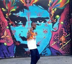 Eddy Kenzo in Brooklyn, New York