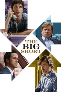 2016 Best Picture Nominee -very good; complicated story but told in an interesting manner