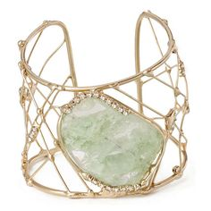 Spider Web Cuff. So delicate & beautiful. Anthropologie.