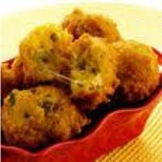 Best Jalapeno Goat Cheese Hush Puppies Recipe on Pinterest