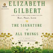 In The Signature of All Things, Elizabeth Gilbert returns to fiction, inserting her inimitable voice into an enthralling story of love, adventure and discovery. Spanning much of the 18th and 19th centuries, the novel follows the fortunes of the extraordinary Whittaker family as led by the enterprising Henry Whittaker - a poor-born Englishman who makes a great fortune in the South American quinine trade, eventually becoming the richest man in Philadelphia.