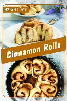 Delicious cinnamon rolls ready in less than 30 minutes, thanks to your pressure cooker, that allows you to skip the rising phase.     If you're craving for something sweet that goes with your morning coffee, that's your recipe!     #easyrecipe #instantpotrecipe #instapot #pressurecooker #corriecooks Best Pressure Cooker Recipes, Instant Pot Pressure Cooker, Brunch Recipes, Dessert Recipes, Best Instant Pot Recipe, Great Desserts, Dessert Drinks, Pinterest Recipes, International Recipes