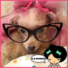 HAPPY #NATIONALPUPPYDAY!!!  ❤️ We LOVE our furry besties like we love our human besties!!!     #WOOF / Harajuku Lovers by Gwen Stefani pet collection. Fashion for dogs and cats!