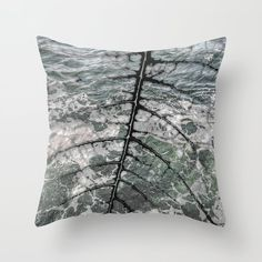 Veins on waves Throw Pillow by mokkihopero Couch Pillows, Down Pillows, Designer Throw Pillows, Pillow Design, Pillow Inserts, Hand Sewing, Outdoor Blanket, Waves, Decor