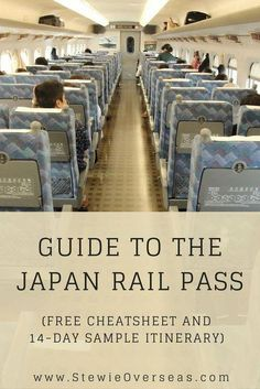 How To Get The Most Value For Your Japan Rail Pass (Free Sample Itinerary). Guide to the Japan Rail Pass. Japan Travel Guide, Tokyo Travel, Asia Travel, Japon Tokyo, Osaka Japan, Okinawa Japan, Kyoto, Go To Japan, Visit Japan
