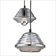 Lucretia Lighting Replica Tom Dixon Pressed Glass Light Pendant