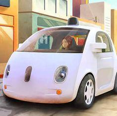 Coches sin conductor lo nuevo de Google
