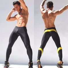 Men's Fashion Tights