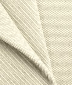 #4 Natural Cotton Duck Fabric