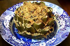Stuffed artichokes
