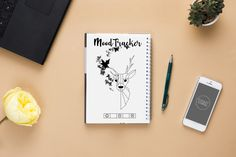 Bullet journal mood trackers - Hand Drawn Style - Printable - 2021 Bujo - Calendar - Filofax A5, A4, Letter - Planner Inserts - mood tracker Evoletjournal etsy Bullet Journal Mood, Mood Tracker, Planner Inserts, Letter Size, Filofax, As You Like, A5, Bujo, Hand Drawn