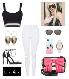 """""""A warm day in LA"""" by jessica-skye-1 on Polyvore"""