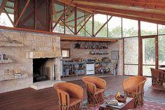 Hill Country Jacal - Lake|Flato Architects