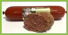 Carnis worst eend 200 gram € 1,95. http://www.gezondhondenvoer.com/a-41841061/carnis-hondenworsten/carnis-worst-eend-200-gram/