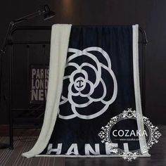 Chanel, Tapestry, Blanket, Home Decor, Hanging Tapestry, Blankets, Interior Design, Home Interior Design, Tapestries