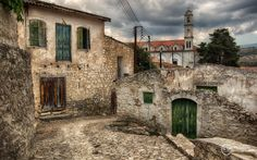 Lofou Village, Cyprus | Discovered from Dream Afar New Tab