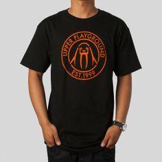 Established Logo Tee in Black