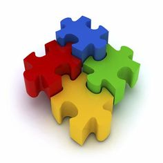 Sometimes you have all the correct pieces, but they still don't want to fit together. Such is the life of a parent with an autistic child. I have friends who have autistic relatives. My heart goes out to the caregivers who sacrifice so much just to ensure that their loved one has as close to a normal life as possible. #AutismUnited
