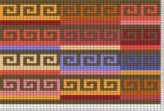 Tricksy Knitter Charts: Intarsia Madness Simpler