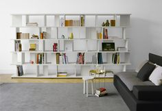 ARIE Shef bookcase by Arik Levy for e15.
