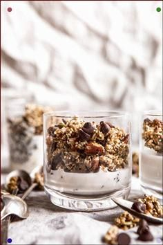 Chewy Chocolate Chip Cookie Granola |