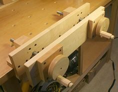 Bench-Top-Moxon-Vice-Build-2
