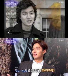 Lee Min Ho and Kim Rae Won talk about their hot bathhouse scene, Goo Jun Pyo's curly hairstyle, and more on 'Entertainment Relay' | http://www.allkpop.com/article/2014/12/lee-min-ho-and-kim-rae-won-talk-about-their-hot-bathhouse-scene-goo-jun-pyos-curly-hairstyle-and-more-on-entertainment-relay
