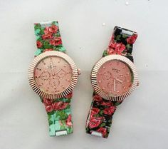 Lovely Rose watch