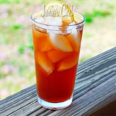 Sweet Tea, Simple and fresh Ice Sweet Tea is the best substitute for any thirst and healthy as it is free from any added preservatives.  http://www.juniorchef.in/sweet-tea/