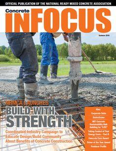 NRMCA | News & Features | Concrete InFocus Magazine