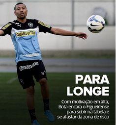 BotafogoDePrimeira: Com motivação em alta, Figueirense e Botafogo duel...