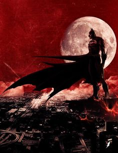 Batman - Keeper Of The Night!