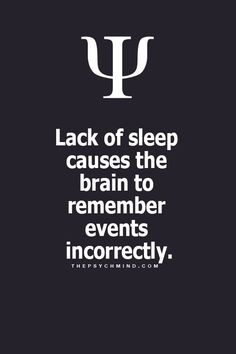 Yes it does, maybe, that's why my brain always, keeps me awake, all night thinking, and over thinking, until I finally, fall asleep from exhaustion!!